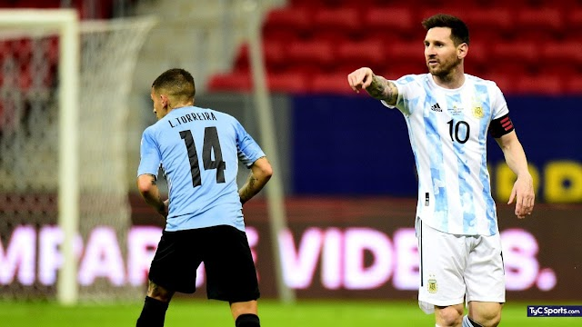 Argentina – Uruguay en vivo: mira en directo online vía TyC Sports el partido de hoy