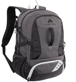 Ozark Trail Shiloh Multi-Compartment 35L Backpack w/ Cooler Area - $14.97