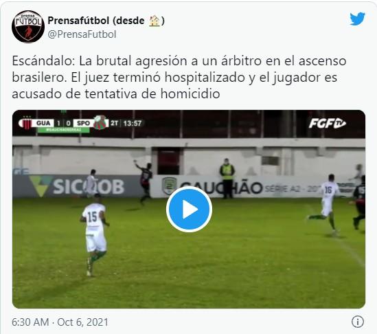 Reporte Deportivo ▶️ Podcast 06 de octubre 2021