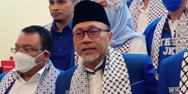 Sambut Hangat Prabowo Subianto yang Bakal Kembali Nyapres, PAN Tetap Inginkan Zulkifli Hasan