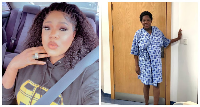 Throwback Thursday: Toyin Abraham shares her Maternity Photos