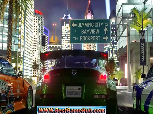 Need for Speed Underground 2 Remastered Full Version Game Free Download