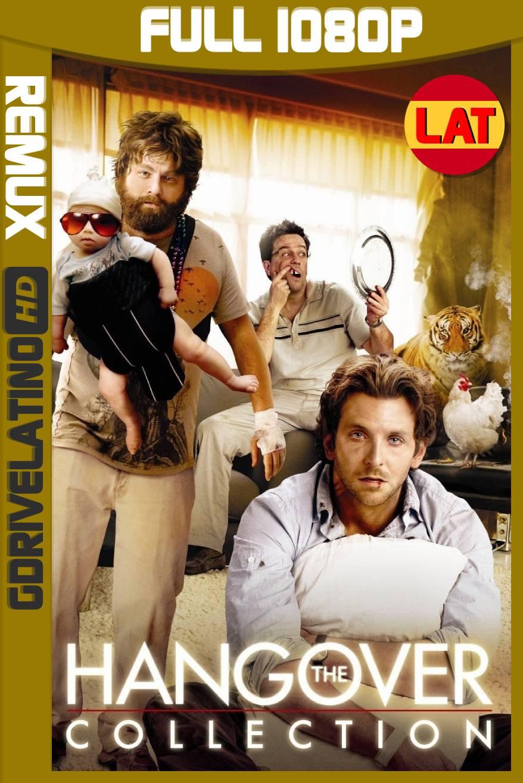 ¿Qué Pasó Ayer? (2009-2013) Trilogía BDRemux 1080p Latino-Ingles MKV