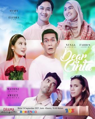 Drama Dear Cinta - Sinopsis