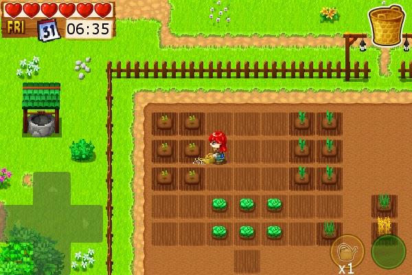 game mirip harvest moon offline