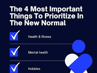 The 4 Most Important Things To Prioritize In The New Normal