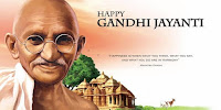 152nd birth anniversary of one of India's most beloved and inspiring leaders, Mahatma Gandhi 2021