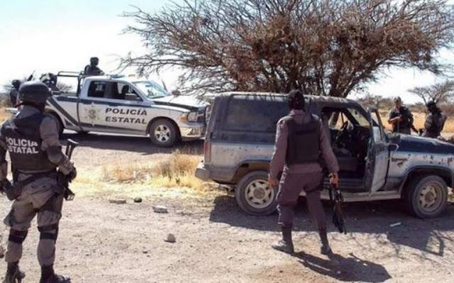 20 Sicarios mueren en enfrentamiento en Guadalupe y Calvo, Chihuahua entre El Cártel de Sinaloa y El Cártel de Juárez