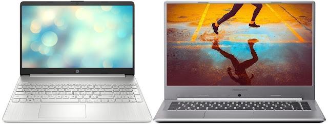 HP 15s-fq2086ns vs Medion Akoya S15449 (MD62125)