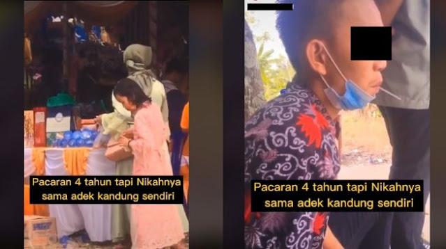 Pilu! 4 Tahun Pacaran, Kekasih Malah Dipersunting Adik Adik Sendiri