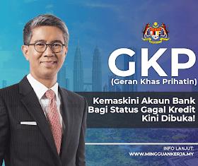 Kemaskini Akaun Bank GKP Kini Dibuka, Semak Sekarang!
