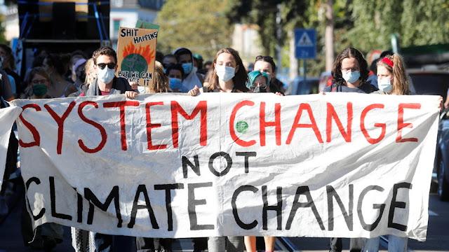 La crisi energetica dell'UE decisa a tavolino, grazie alla fissazione sul cambiamento climatico mentre si ignorano altri aspetti