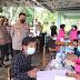 Pilkades Lebak Harus Aman, Sehat dan Kondusif, Kapolda Banten Kunjungi TPS dan Gerai Vaksin