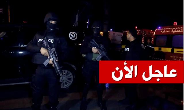 حقيقة وقوع عمليّة ارهابية في قربص