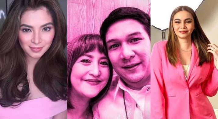 Celebs wear pink in support of Robredo's presidential bid
