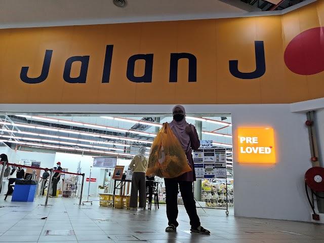 Outlet Ke-8 Jalan Jalan Japan Kini Ada di Kipmall Masai, Johor