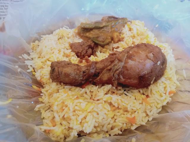 Nasi Beriani Mohd Shah