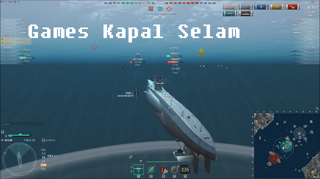 Games Kapal Perang