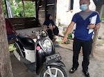 Truk Hantam Motor di Fajar Kalianda, Satu Orang Guru Meninggal Dunia