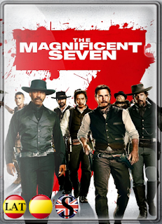 Los Siete Magníficos (2016) FULL HD 1080P LATINO/ESPAÑOL/INGLES