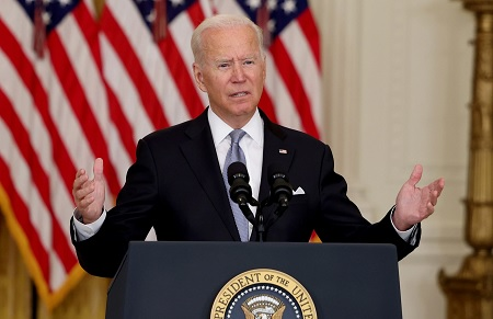 Afghanistan: despite the humiliation of the United States, Joe Biden justifies the withdrawal of troops