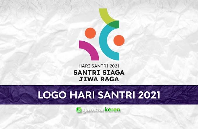 Logo Hari Santri Terbaru - Peringatan Hari Santri Nasional 2021