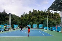 Jawa Timur Borong Nomor Ganda di Final Tenis Lapangan PON XX