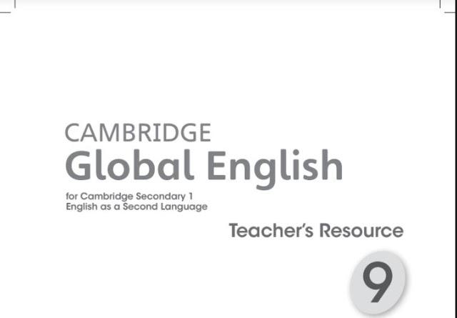 دليل المعلم انجليزي للصف التاسع الفصل الثالث