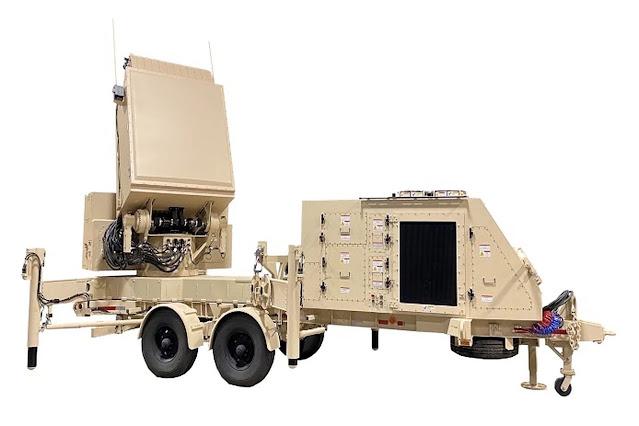 National Advanced Surface Hệ thống Tên lửa Phòng không NASAMS của Raytheon