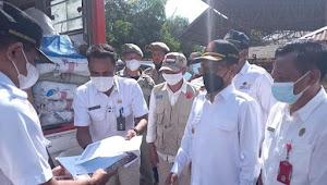 Wali Kota Bima Berikan Bantuan Pada Korban Kebakaran | SorotNTB