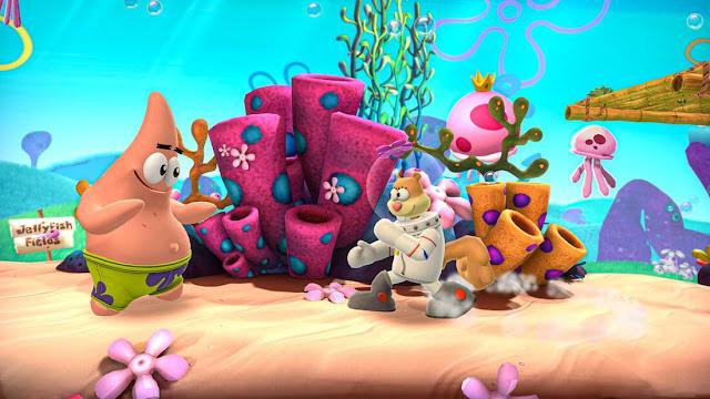 Imagem do Nickelodeon All-Star Brawl