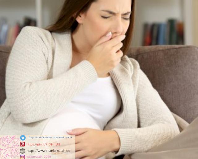 طرق-علاج-حموضة-المعدة-عند الحامل