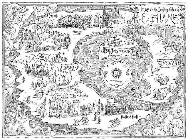 mapa principe cruel elfhame