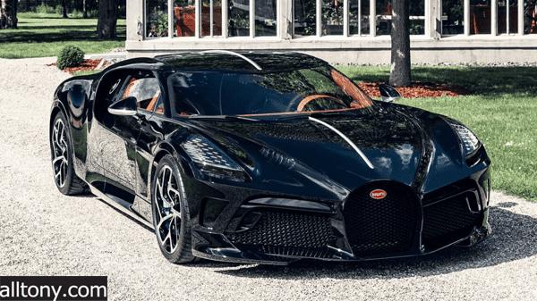 بوجاتي لا فواتور نوار Bugatti La Voiture Noire