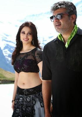 Tamanna Hot Photos From Veerudokkade Movie