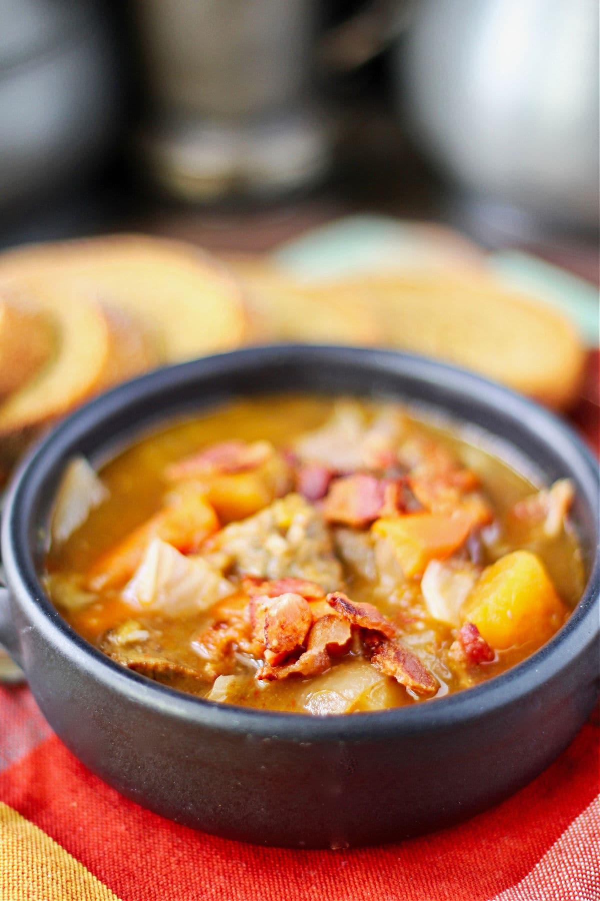 Crock Pot Argentina-Style Beef Stew.