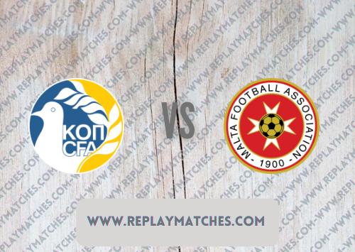 Cyprus vs Malta Highlights 11 October 2021