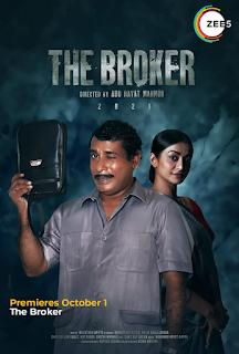 The Broker(2021) Zee5- Mosharraf Karim | Download Link 480p,720p.