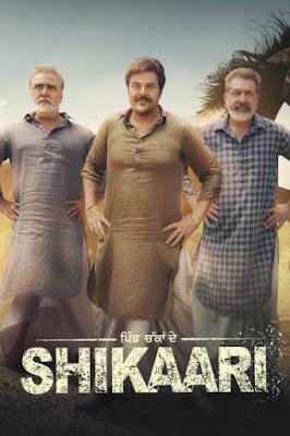 Shikari Season 01 Punjabi WEB Series 720p HDRip ESub x265 HEVC | All Episode
