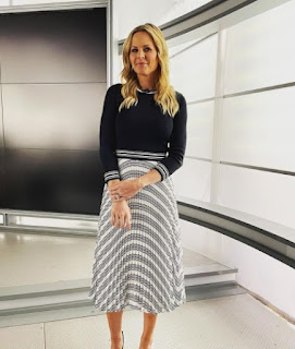 Jerry Mcsorley's wife Shannon Spake posing for picture