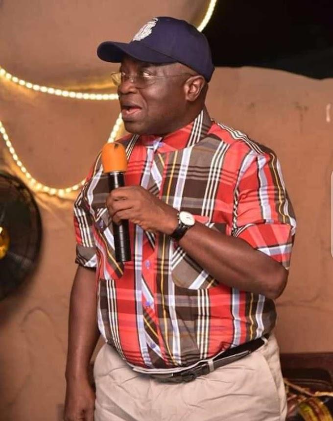 Governor Ikpeazu appreciates all Abians for the birthday wishes