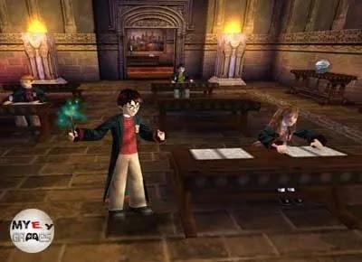 شرح عن لعبة هاري بوتر 1 Harry Potter للكمبيوتر من ميديا فاير براط مباشر