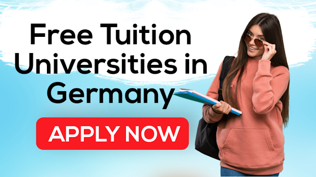 Free Tuition Universities in Germany Taught in English