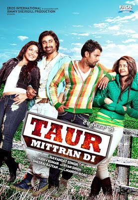 Taur Mittran Di (2012) Punjabi 5.1ch 720p | 480p HDRip ESub x264 1Gb | 400Mb