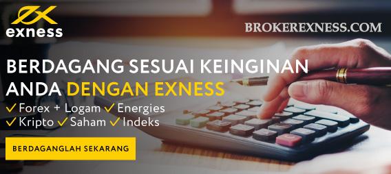 Kelebihan broker EXNESS