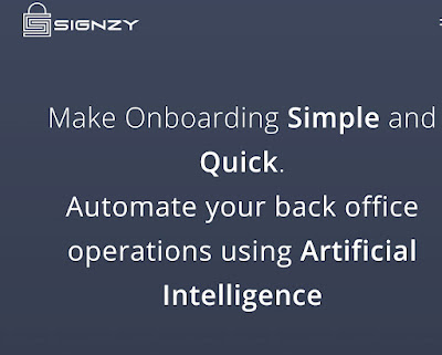 Bengaluru-based AI-powered digital onboarding solutions provider Signzy