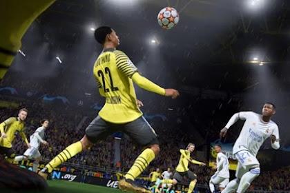 eFootball 2022's failure is FIFA 22's success
