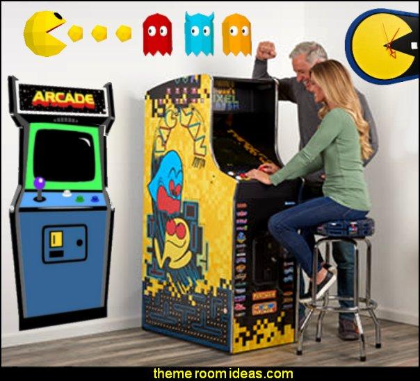 arcade games gamer bedroom decorations retro arcade games
