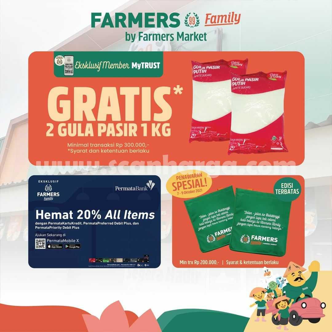 Farmers Market Mediterania Kemayoran Promo Grand Opening 2