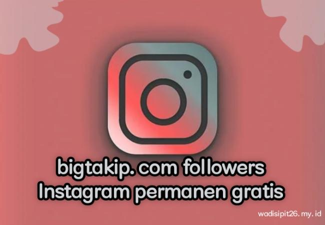 bigtakip.com followers tambah followers instagram gratis tanpa password